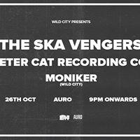 Wild City Presents The Ska Vengers &amp Peter Cat Recording Co.