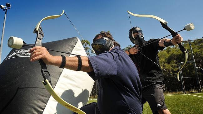 Archery Tag (par la Maison jeunes Danjou)