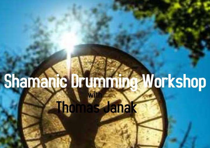Shamanic Drumming Workshop with Thomas Janak