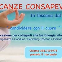 Vacanze Consapevoli in Toscana Agosto 2017