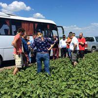 Handelsreis naar Oekraine