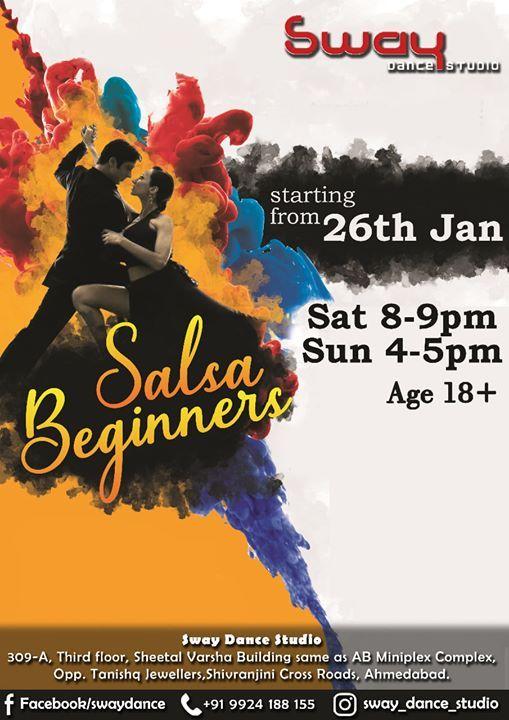Salsa Beginners New Batch