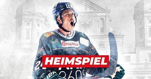 Heimspiel 16  Augsburg vs. Straubing