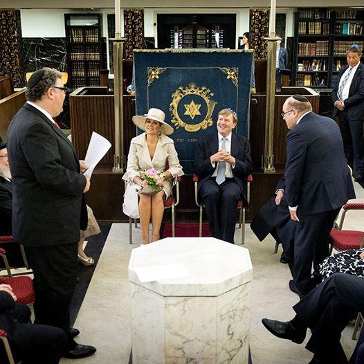 Lezing Joden en het huis van Oranje