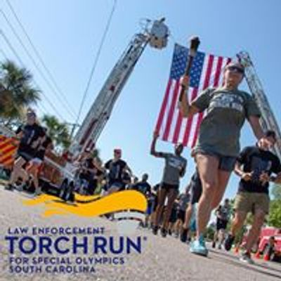 South Carolina Law Enforcement Torch Run for Special Olympics