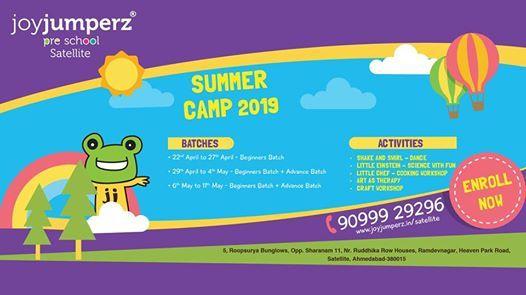 Summer Camp - 2019 (Satellite)