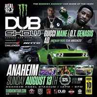 DUB SHOW TOUR