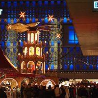 Generalprobe Machtbernahme auf dem Weihnachtsmarkt