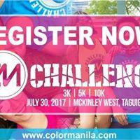 CM Challenge Manila 2017