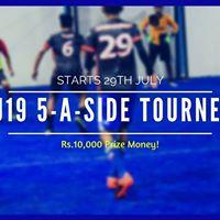 Chaos U19 5-A-Side Futsal Tournament