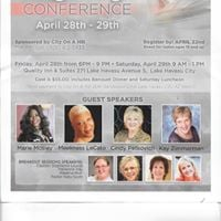 Ladies of Legacy Conference Sponsored by City On A Hill