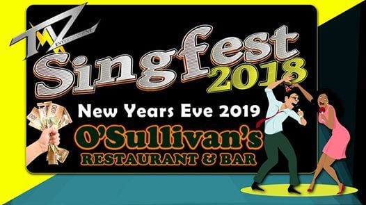 Singfest New Years Eve Party