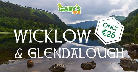 Wicklow & Glendalough Tour - From 25 - Gabys Tour