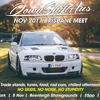 Downshift Brisbane Meet - Nov 2017