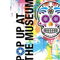 Day of the Dead Pop Up Party at the Museum