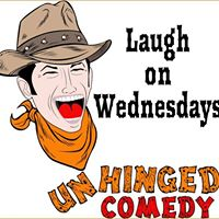 Unhinged Comedy 10th January 2018