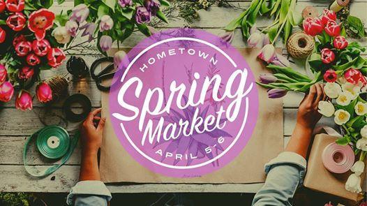 Hometown Spring Market