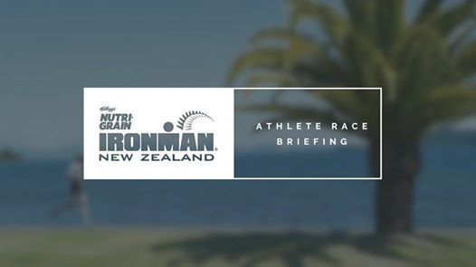Ironman New Zealand 2019