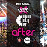 After - Unicum Butiq Br Campus Fesztivl