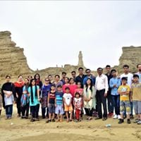 Road Trip To Hingol National Park