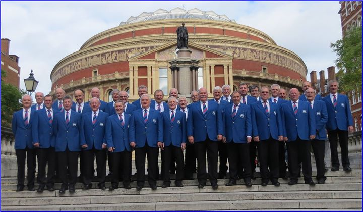 An evening of Welsh Song and Hampshire Brass