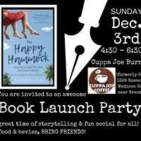 Happy Hammock Book Launch Party