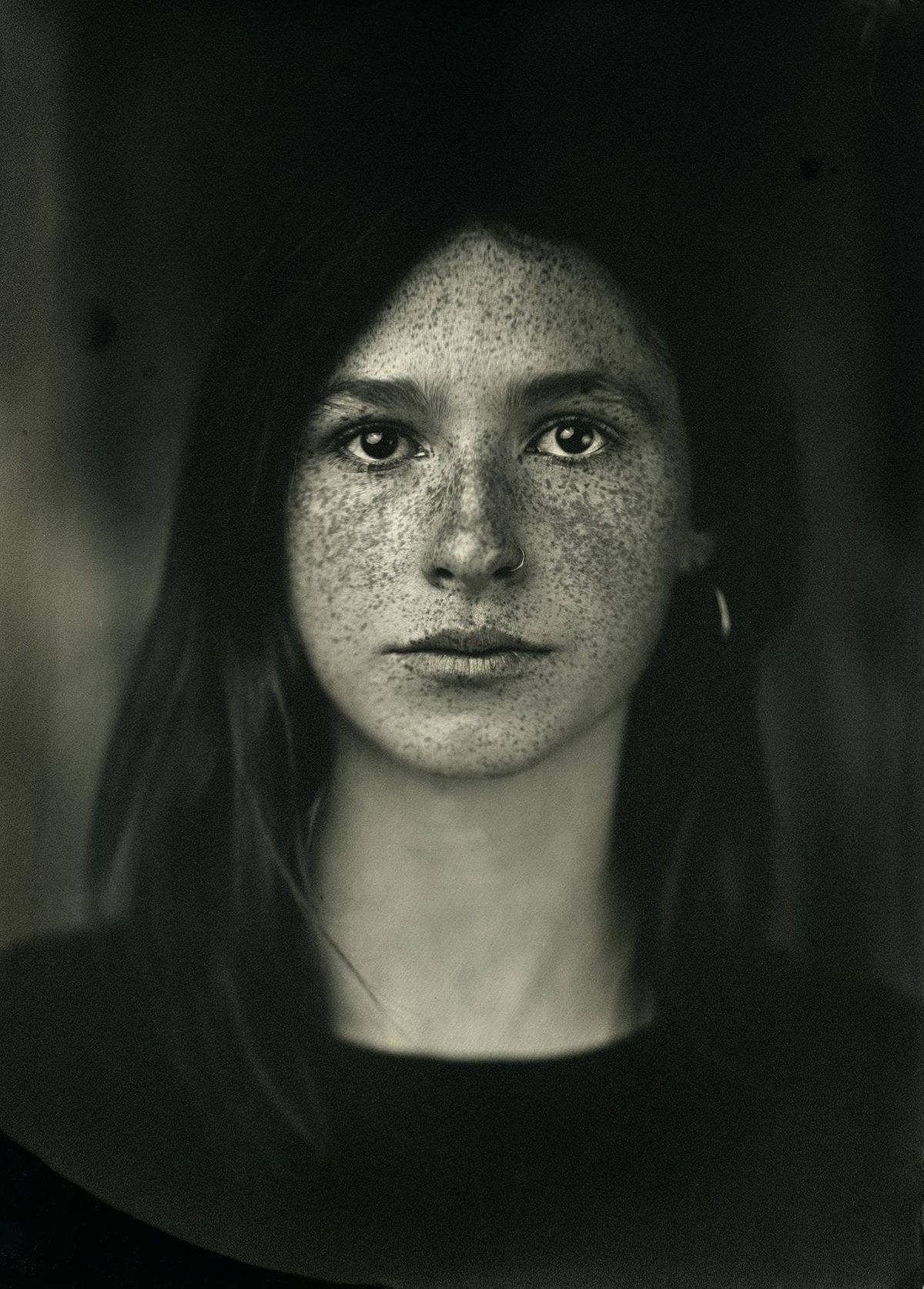 1850s Tintype Portraits - Open Studio