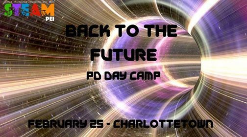PD Day Camp - Back to the Future