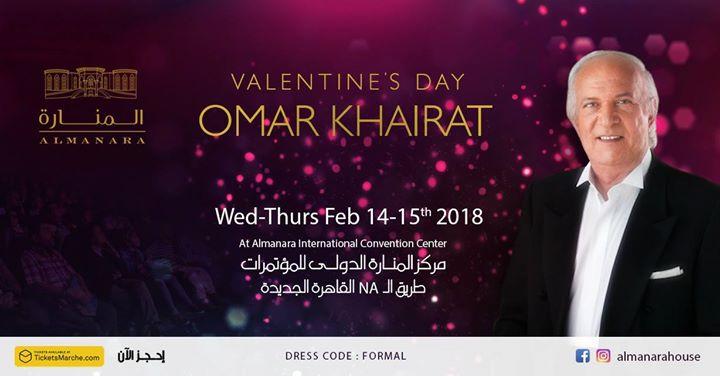 Omar Khairats concert
