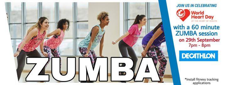 Zumba - World Health Day