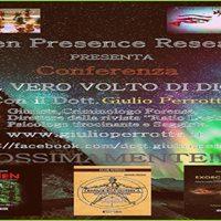 Conferenza Il Vero Volto di Dio - Dott.Giulio Perrotta A P R