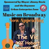 Dave Bandinelli Returns to The Vic Bayonne NJ