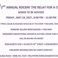 Rockin The Relay For A Cure - American Cancer Society Fundraiser