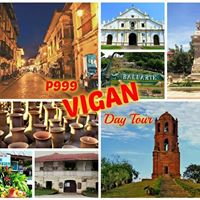 Vigan sunDay Tour (P999person)