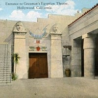 Behind-the-Scenes Egyptian Theatre History Tour