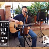 Live music by Raynaldo Martine w food by Legacy Tap-n-Kitchen