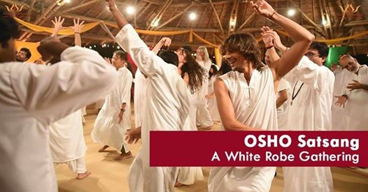 Osho Satsang - A White Robe Gathering