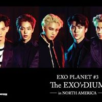 EXO Planet 3 -The EXOrDIUM - in North America Los Angeles