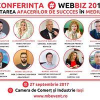 Conferina WebBiz 2017