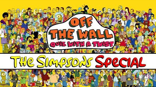 Off the Wall Quiz - New Brighton (Simpsons Special)