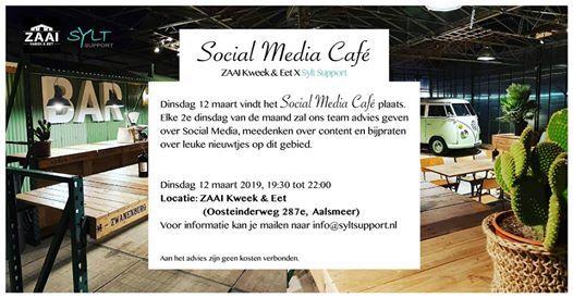 Social Media Caf