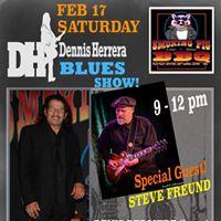 Dennis Herrera Blues Show
