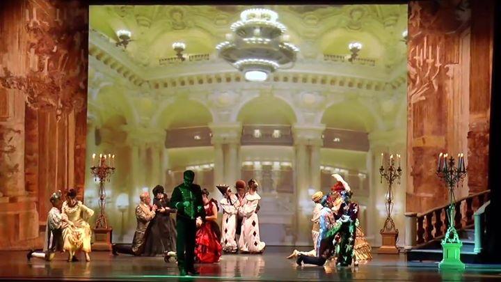 Phantom Der Oper Bonn