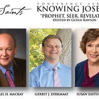 Knowing Joseph &quotProphet Seer Revelator&quot