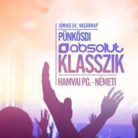 Pnksdi Absolut Klasszik - Hamvai P.G.s Dj Nmeti
