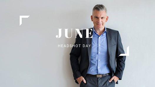 June headshot day