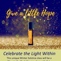 Winter Solstice - Give a little Hope