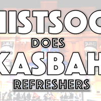 HistSoc Does Kasbah Refeshers  SOLD OUT