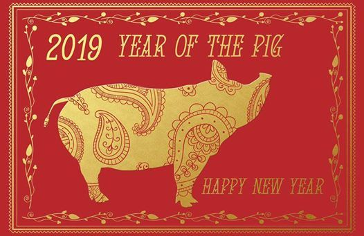 Vegan Lunar New Year Potluck