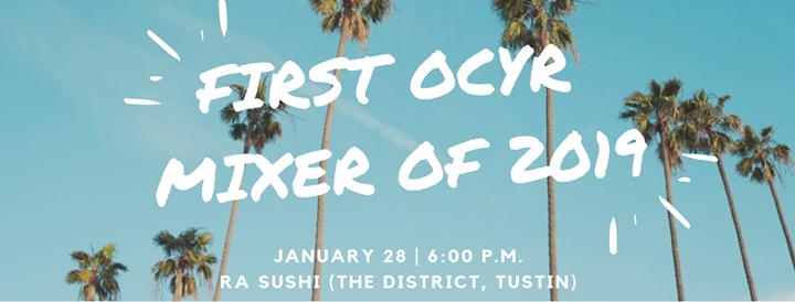 OCYR January Mixer